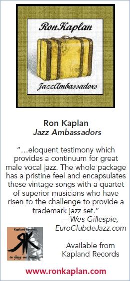 Jazz Ambassadors ad for Downbeat