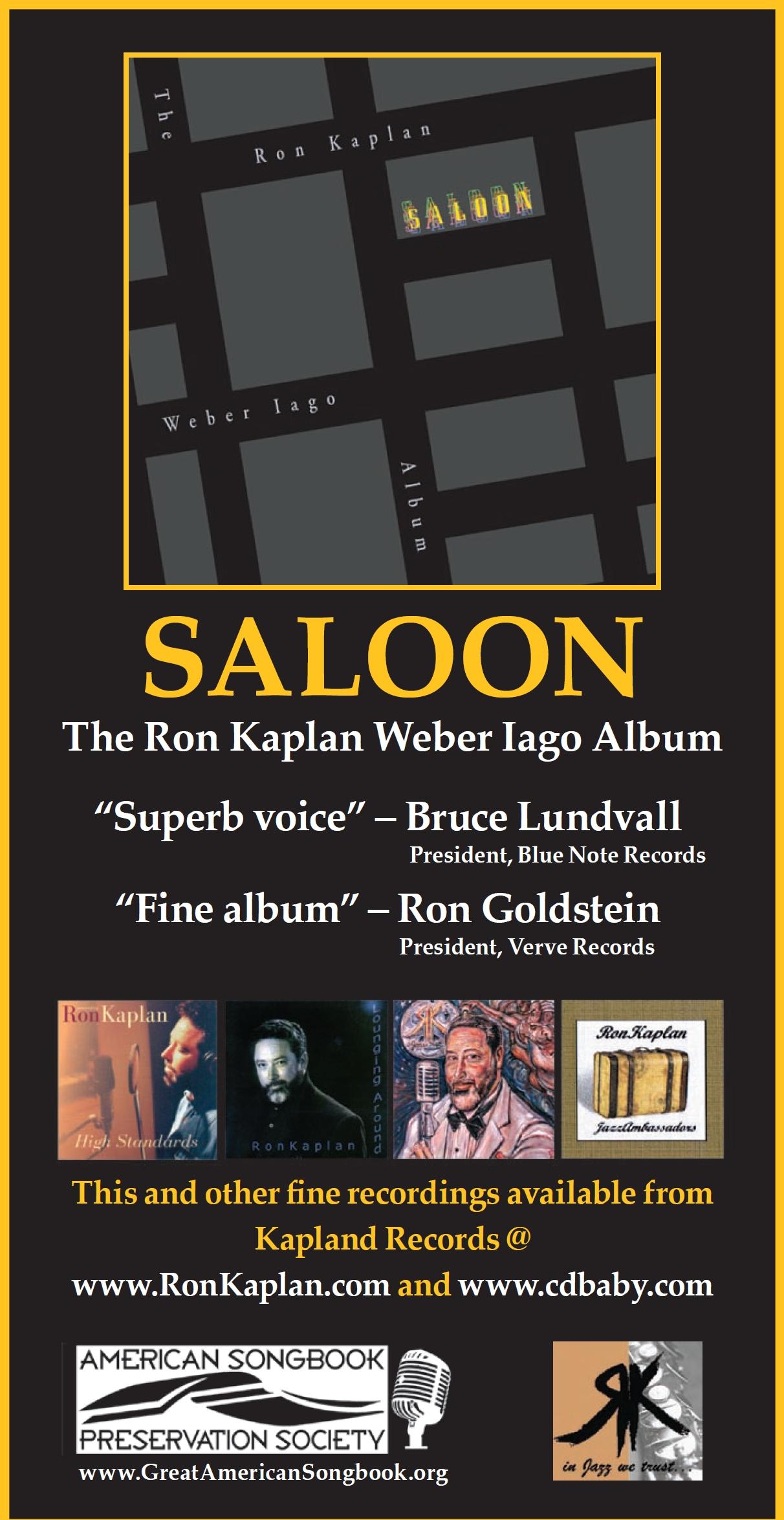 Saloon ad 2